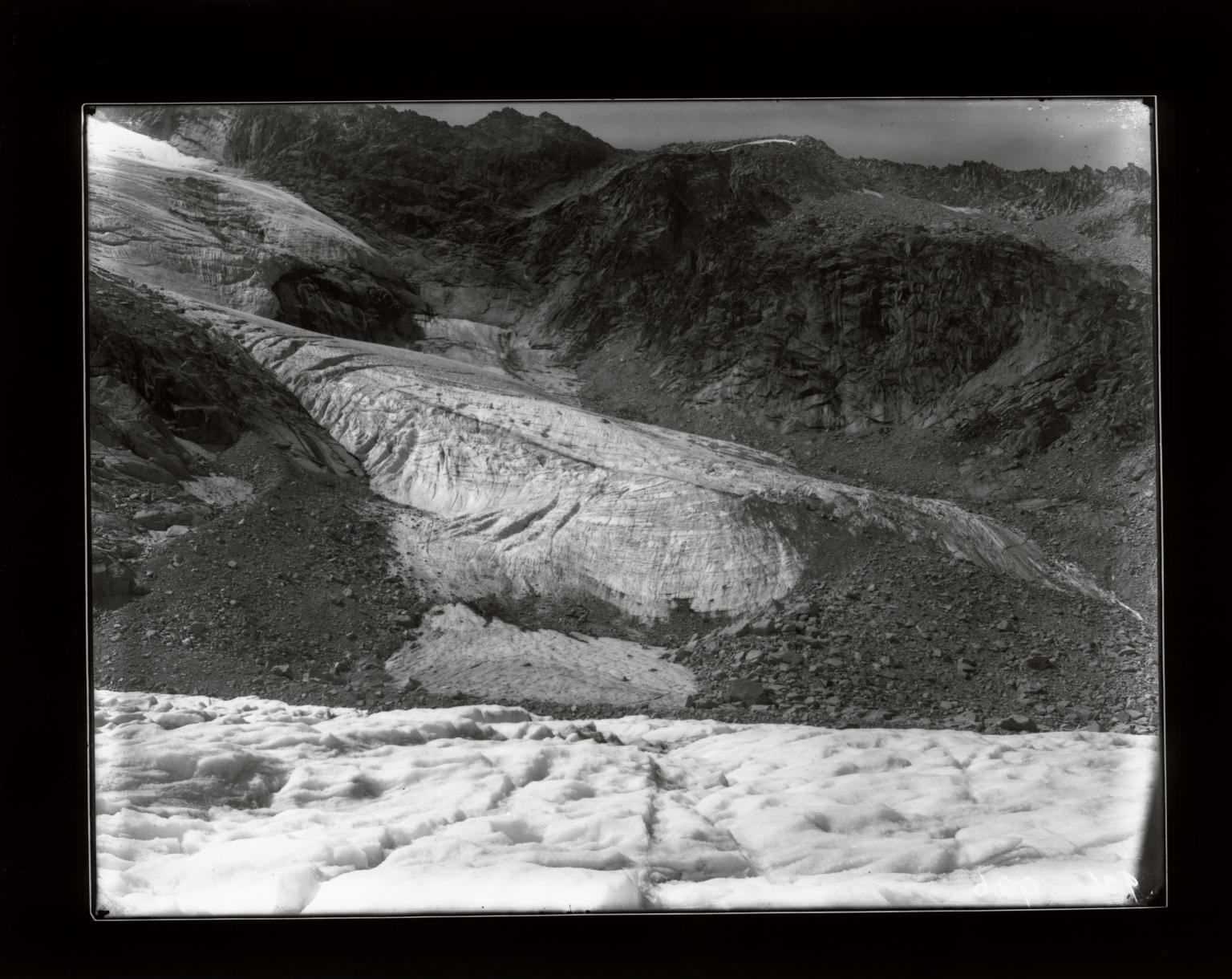 Unknown glacier, Switzerland