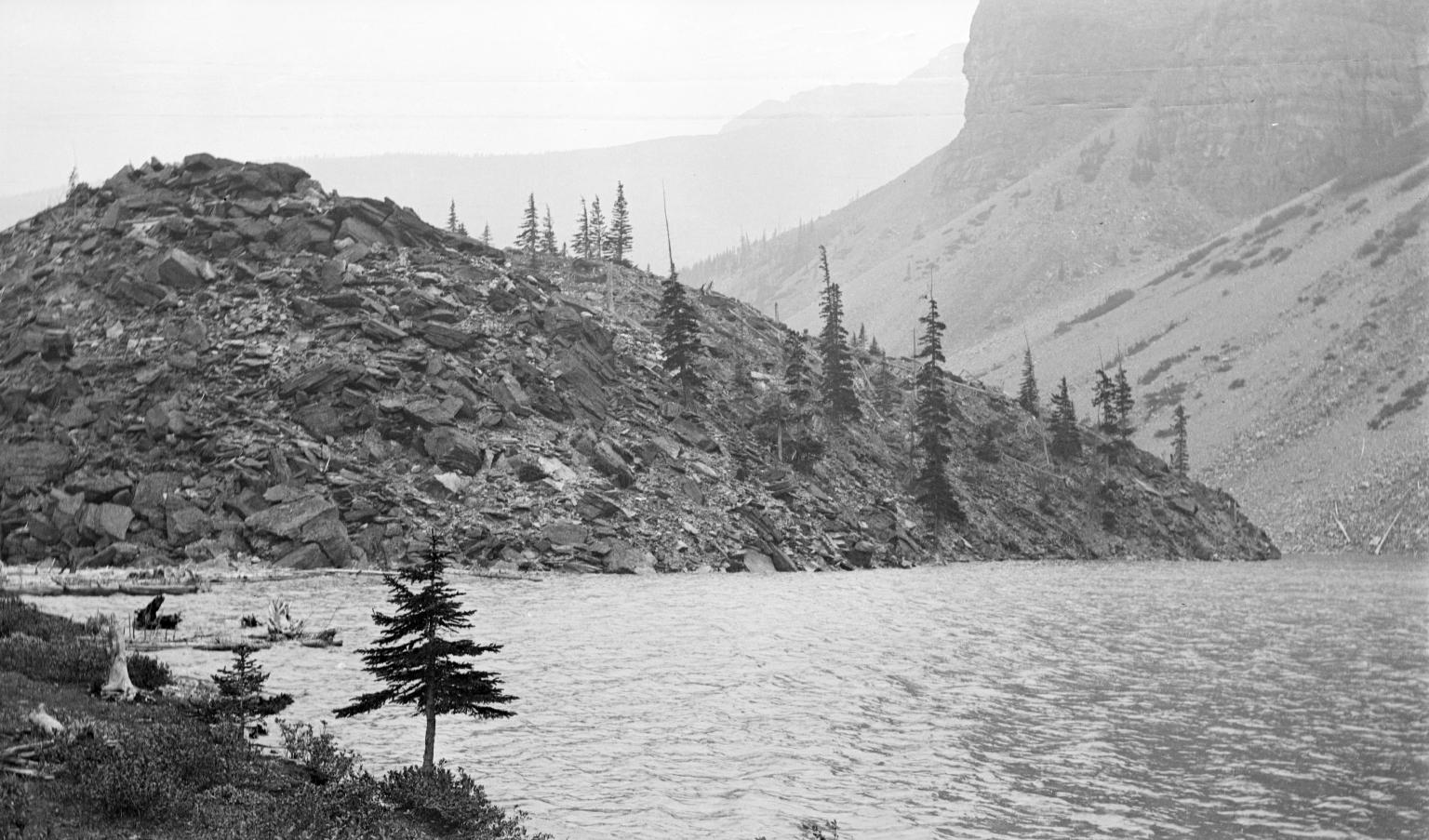 No glacier, Selkirk Mountains, British Columbia, Canada