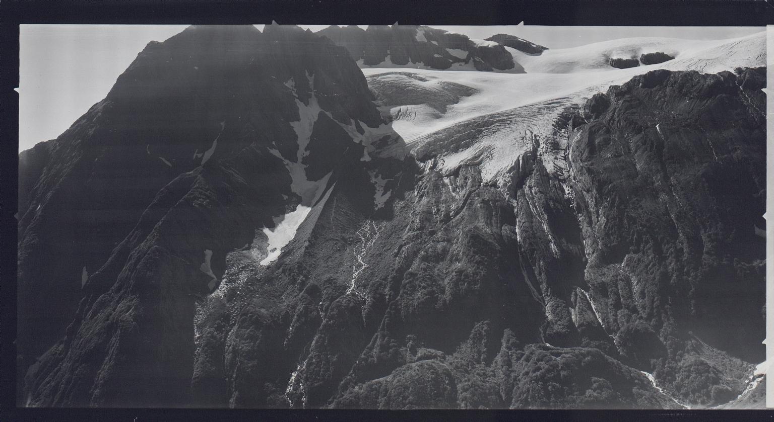 Anderson Glacier, Alaska, United States
