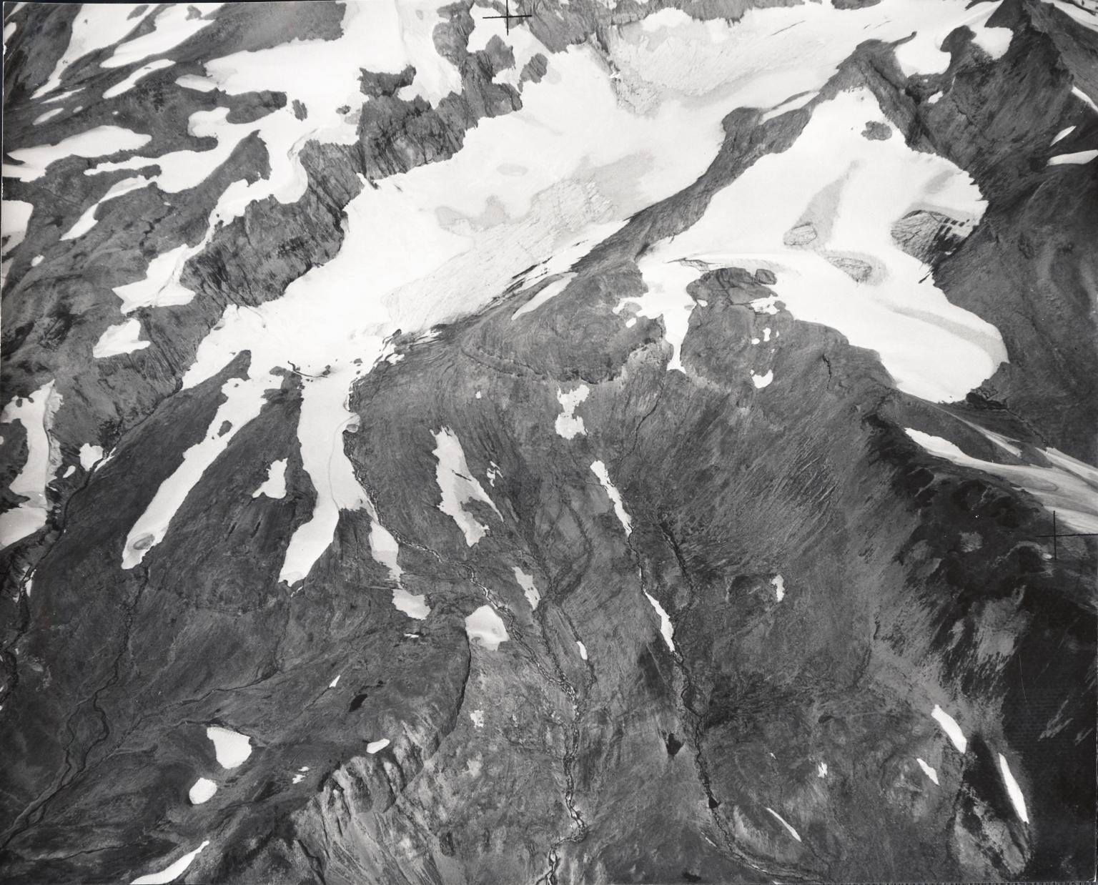 Paradise Glacier, Washington, United States