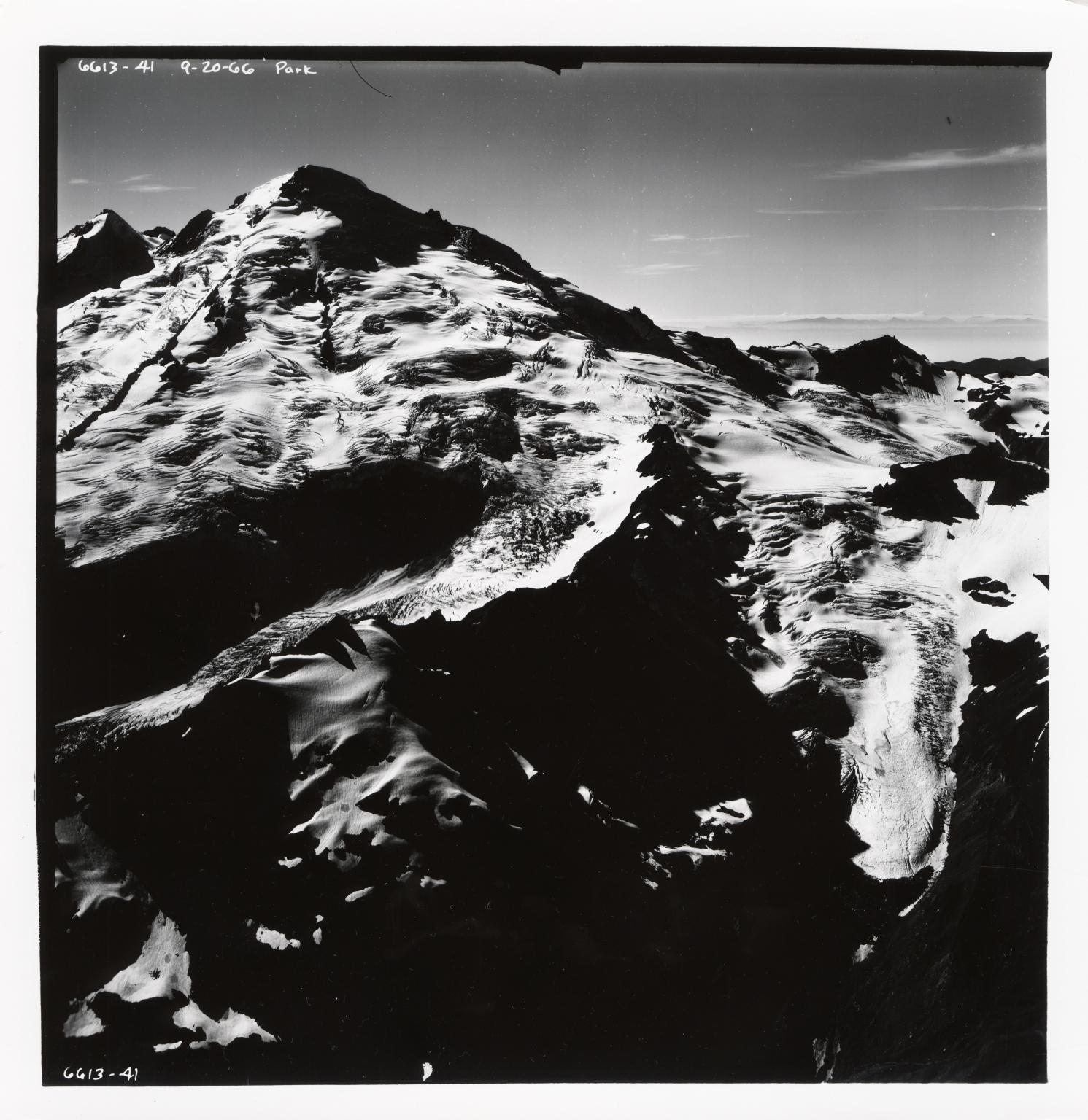 Park Glacier, Washington, United States