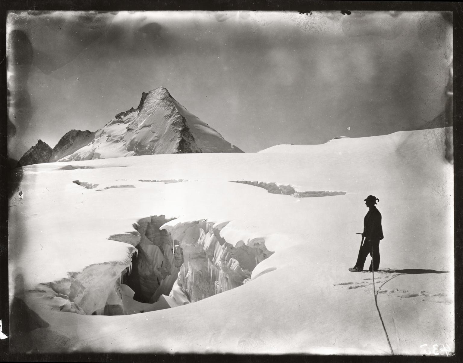 Stockje Glacier, Switzerland