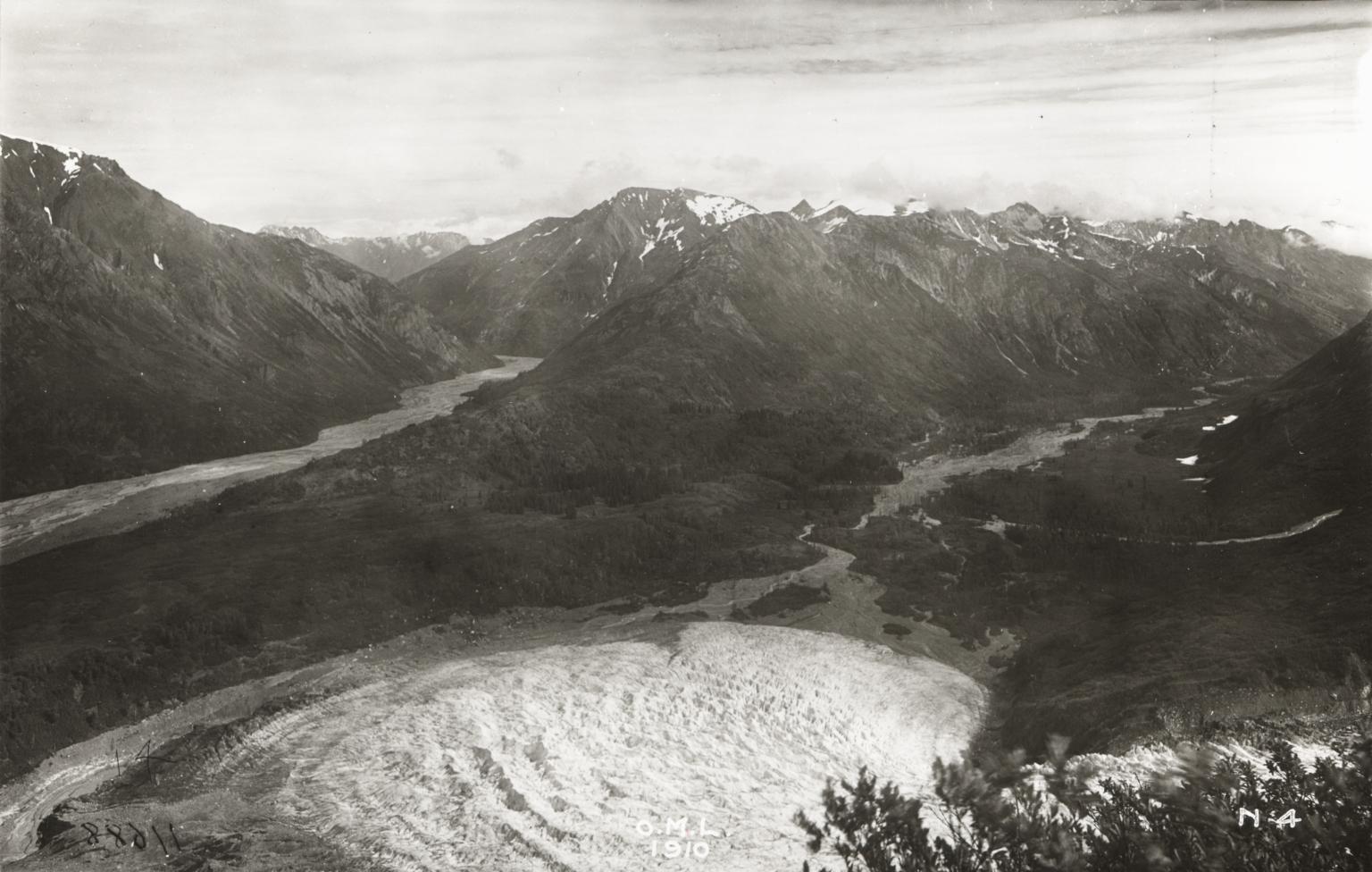 Takhin Glacier, Alaska, United States