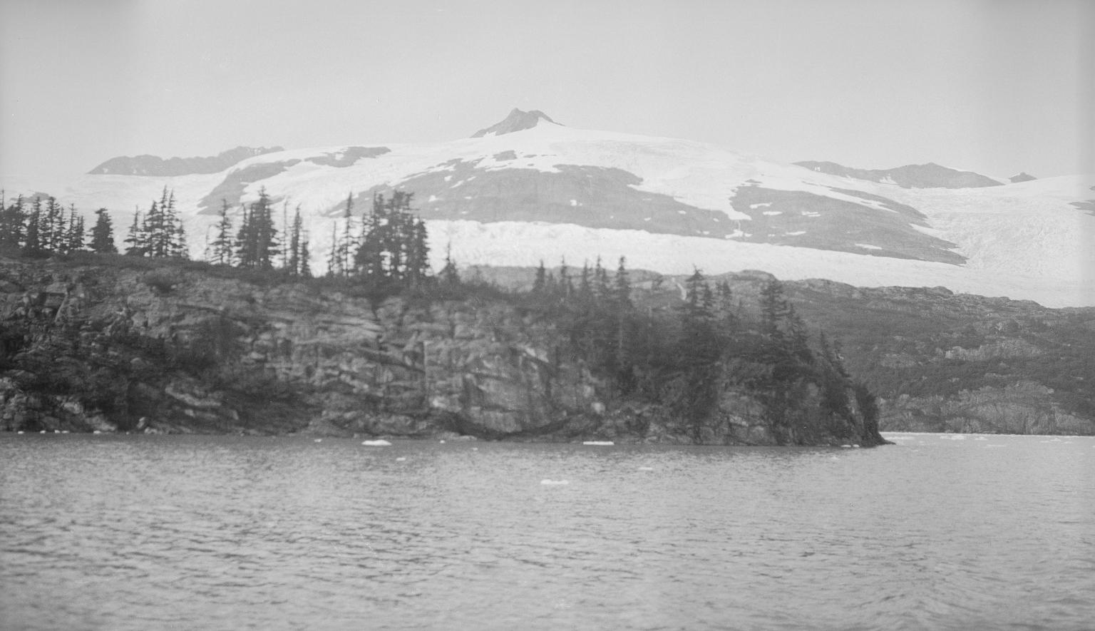 Beloit Glacier and Blackstone Glacier, Alaska, United States