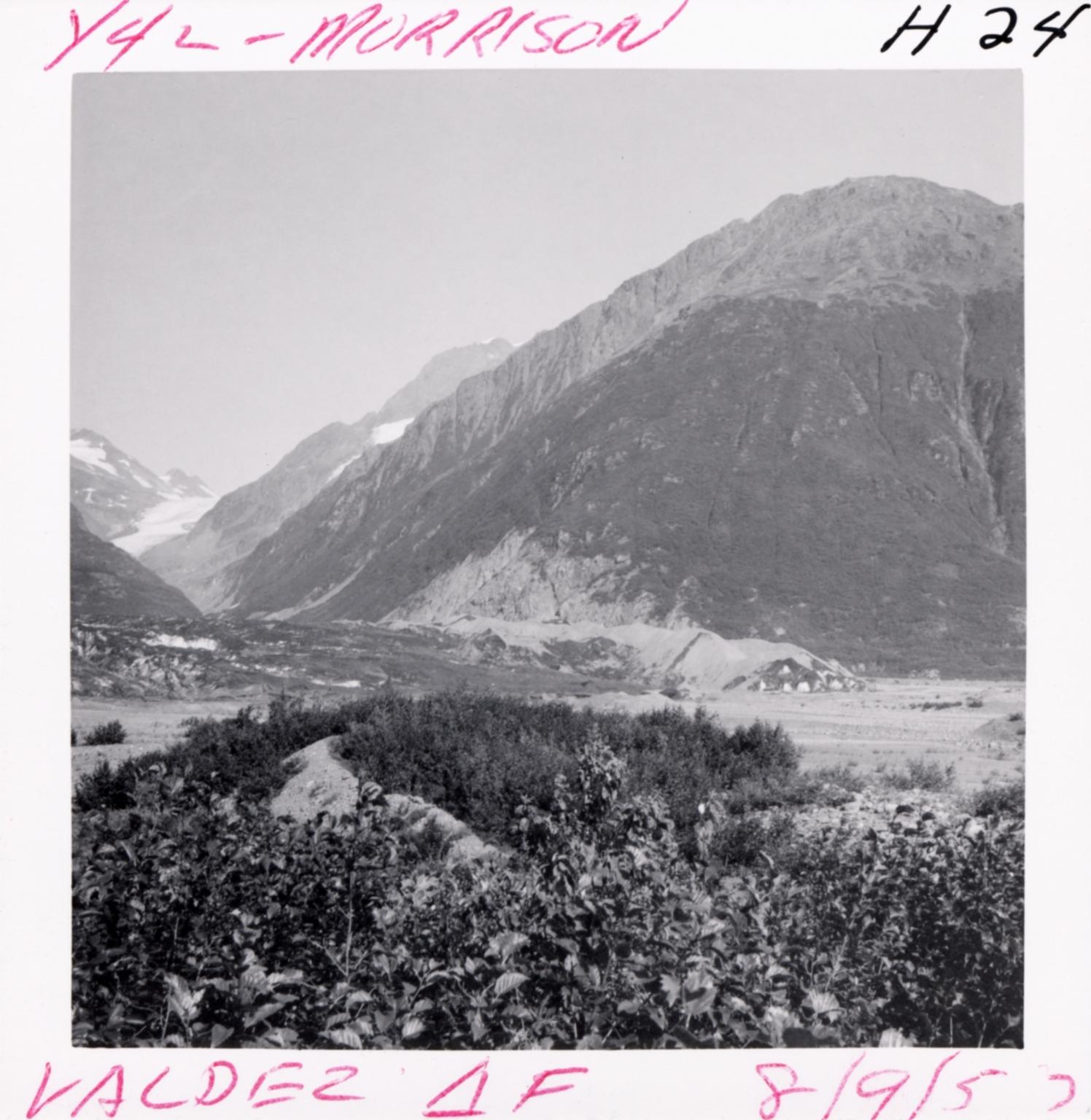 Valdez Glacier, Alaska, United States