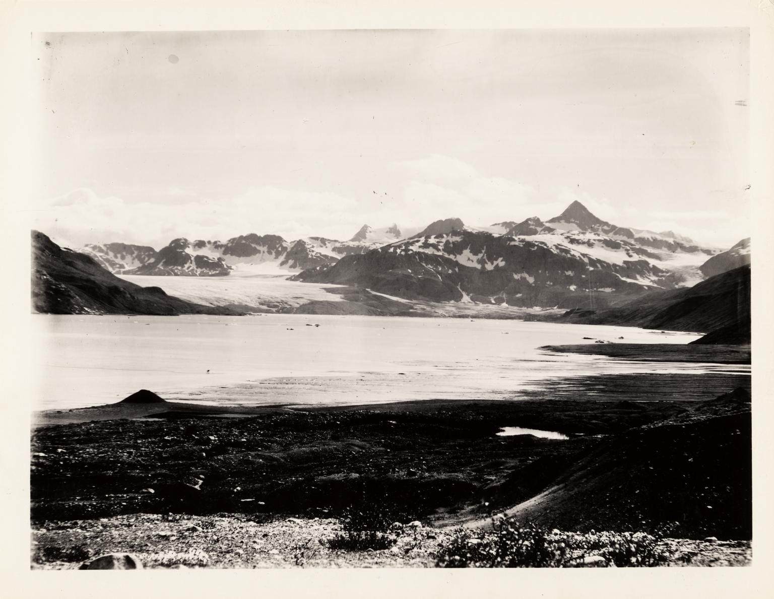 Previously Wood Glacier, Geikie Glacier, Alaska, United States