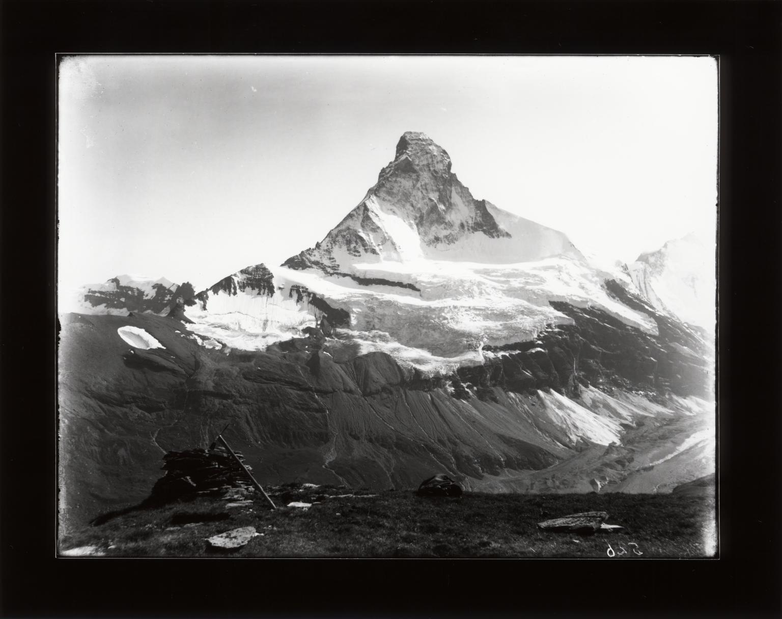 Zmutt Glacier, Valais, Switzerland