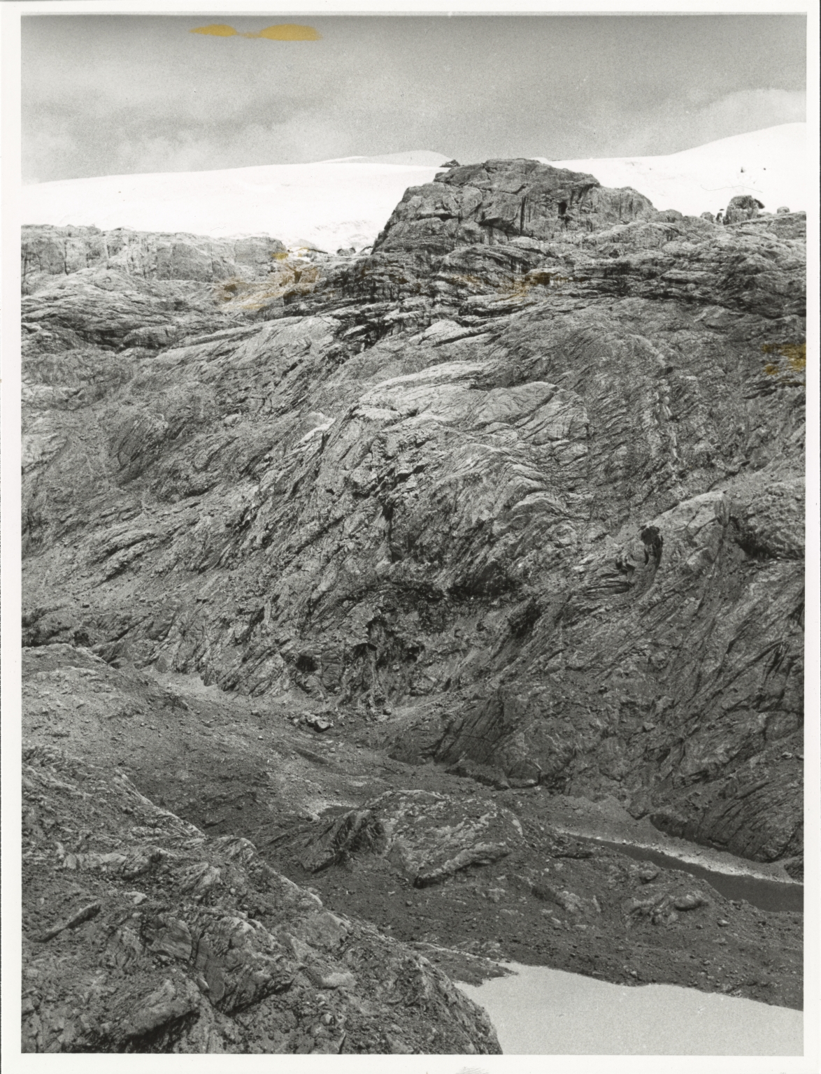 Northwall Firn (western portion), Indonesia
