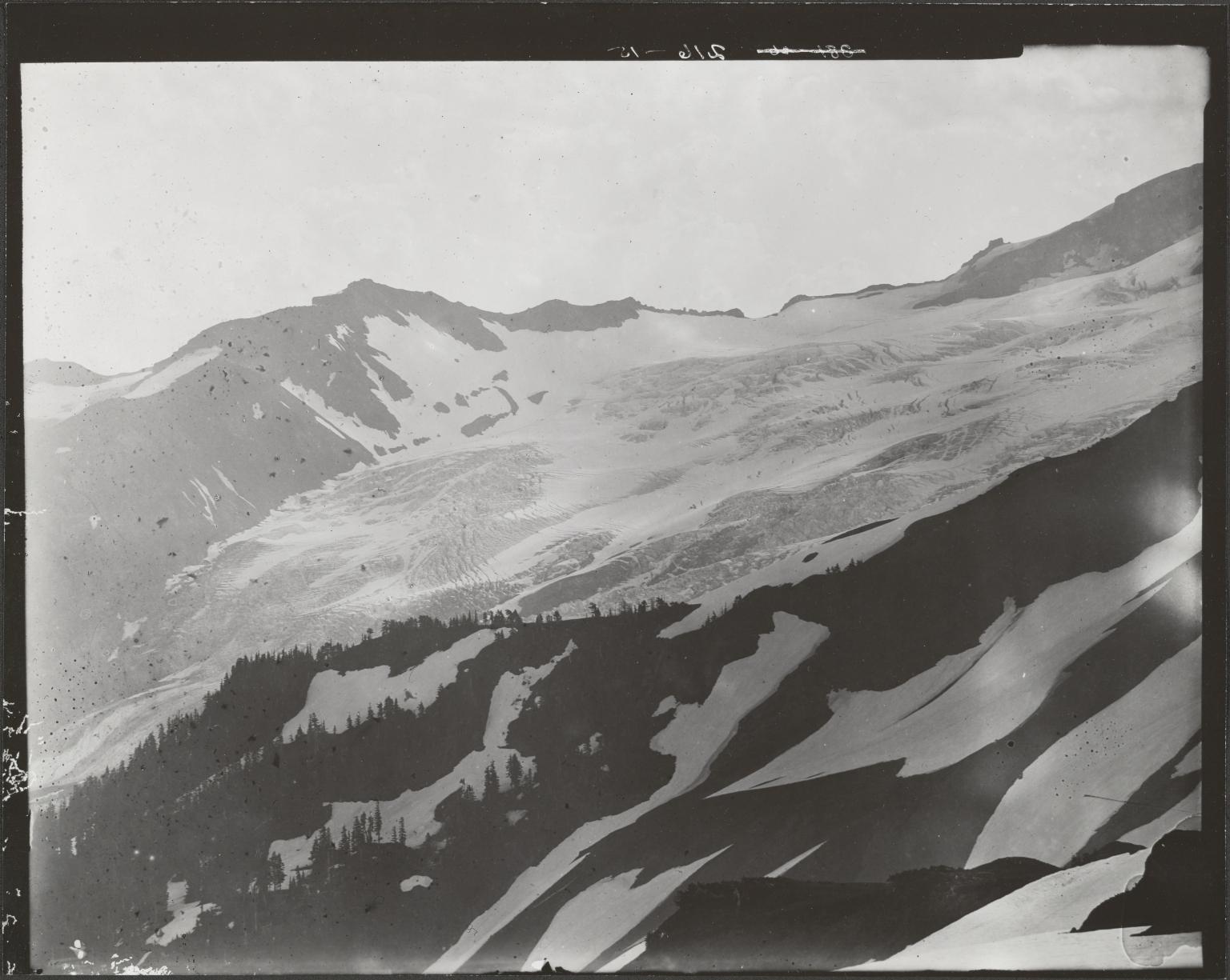 Great North Glacier, Washington