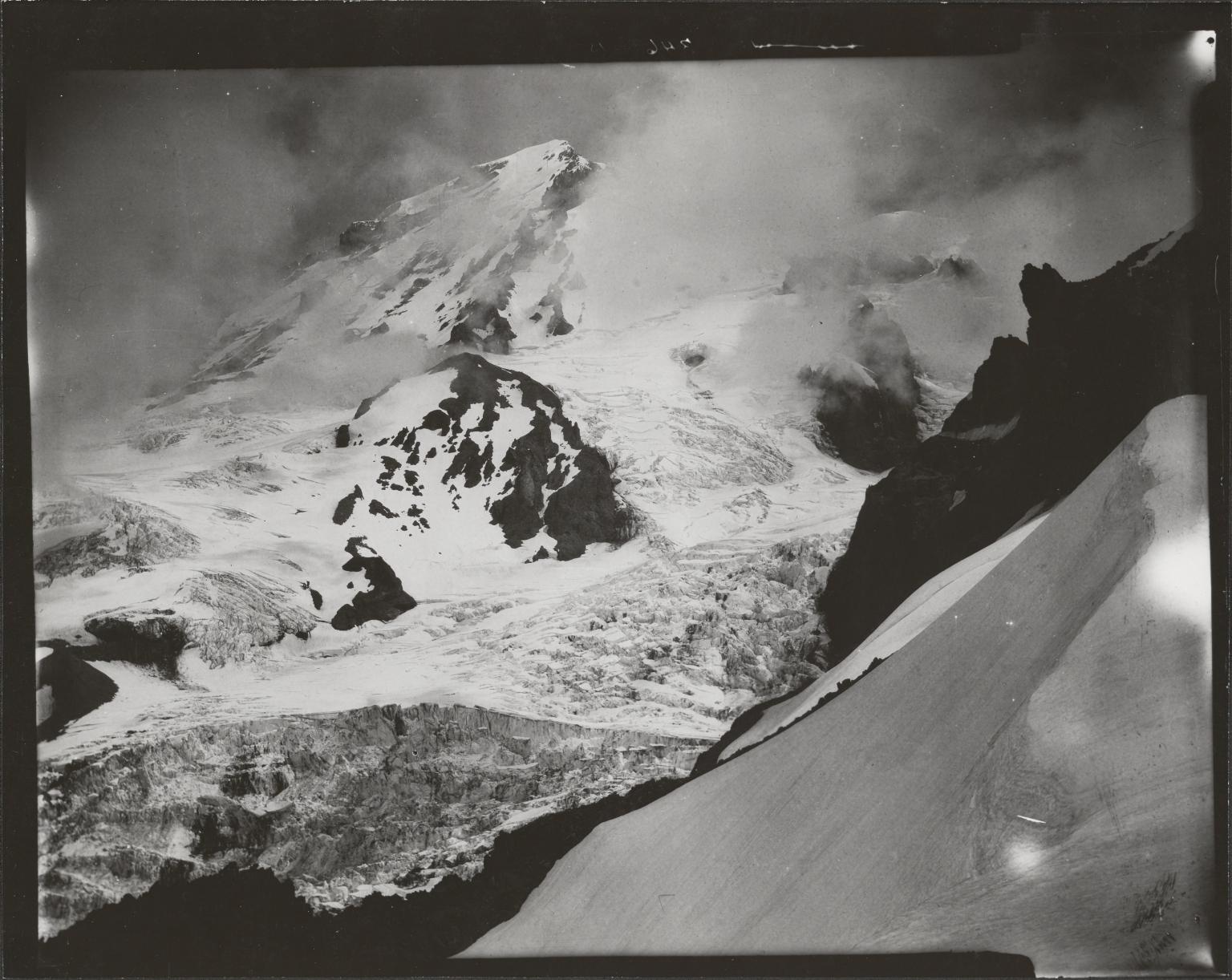 South Mowich Glacier, Washington