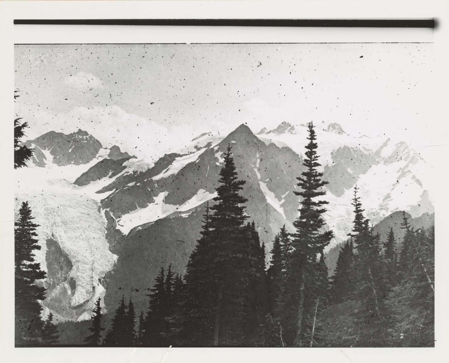 Blue Glacier, Washington