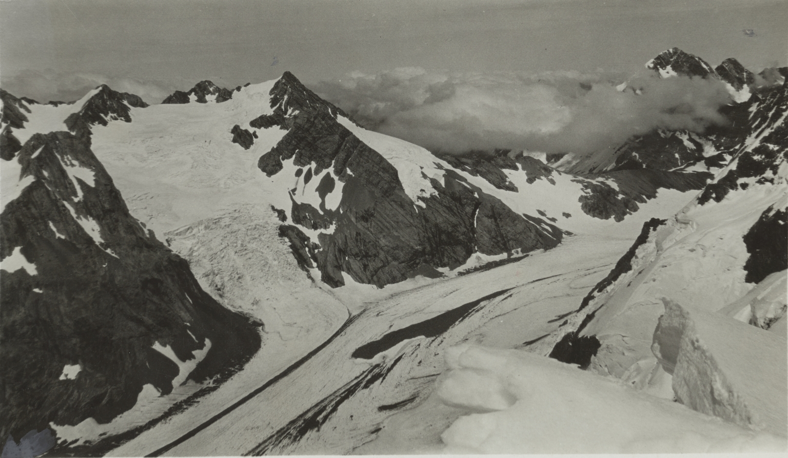 Mueller Glacier, New Zealand