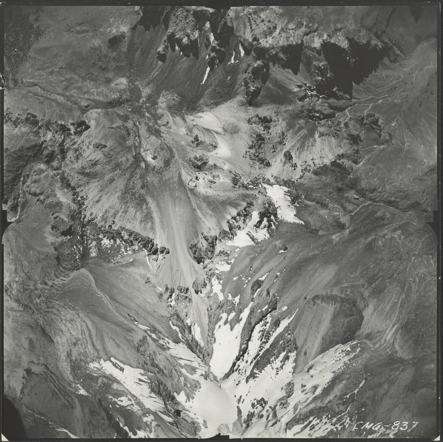 Popocatepetl Glacier and Iztaccihuatl Glacier, Mexico