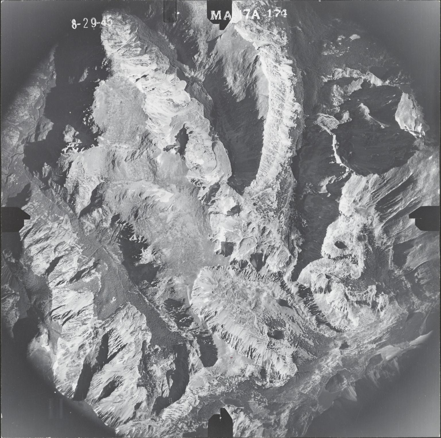 Baby Glacier, Montana