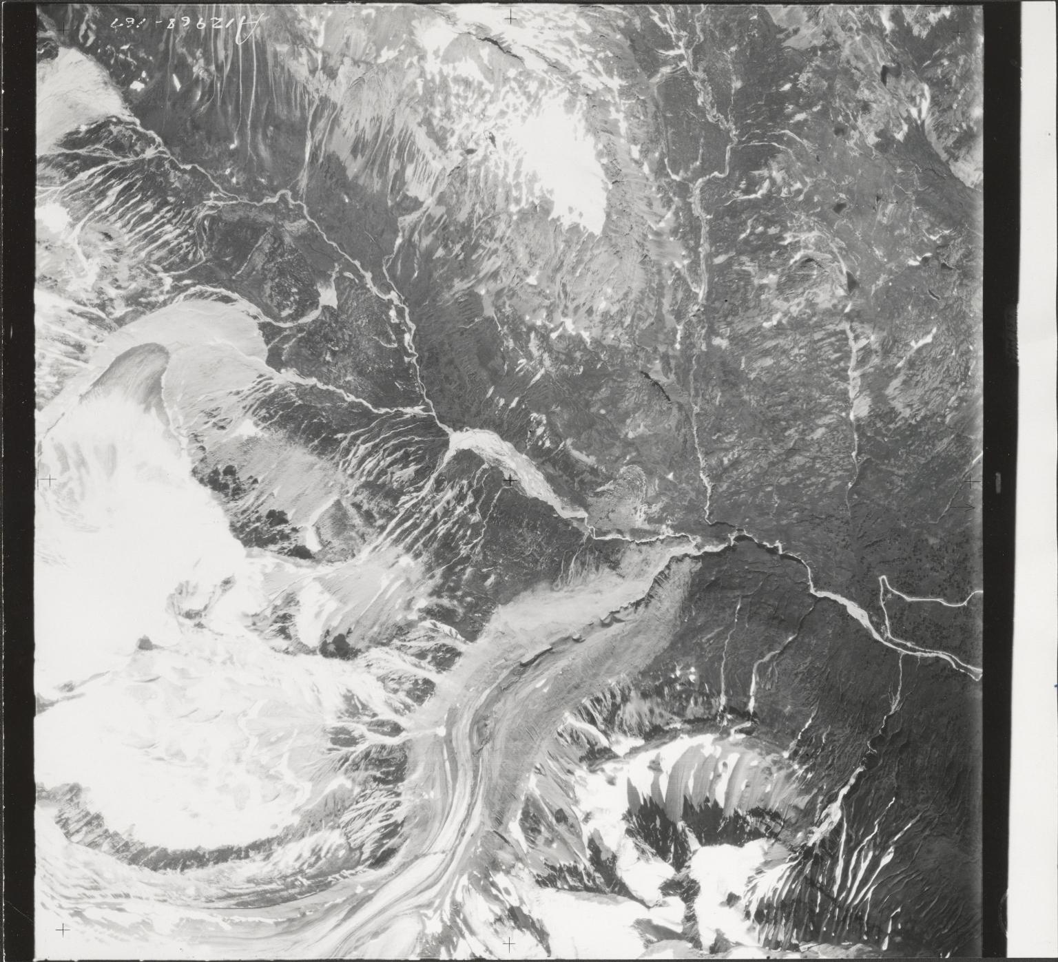 Rainy Hollow Glacier, British Columbia