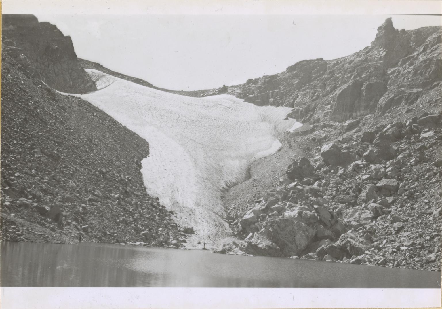 Andrews Glacier, Colorado