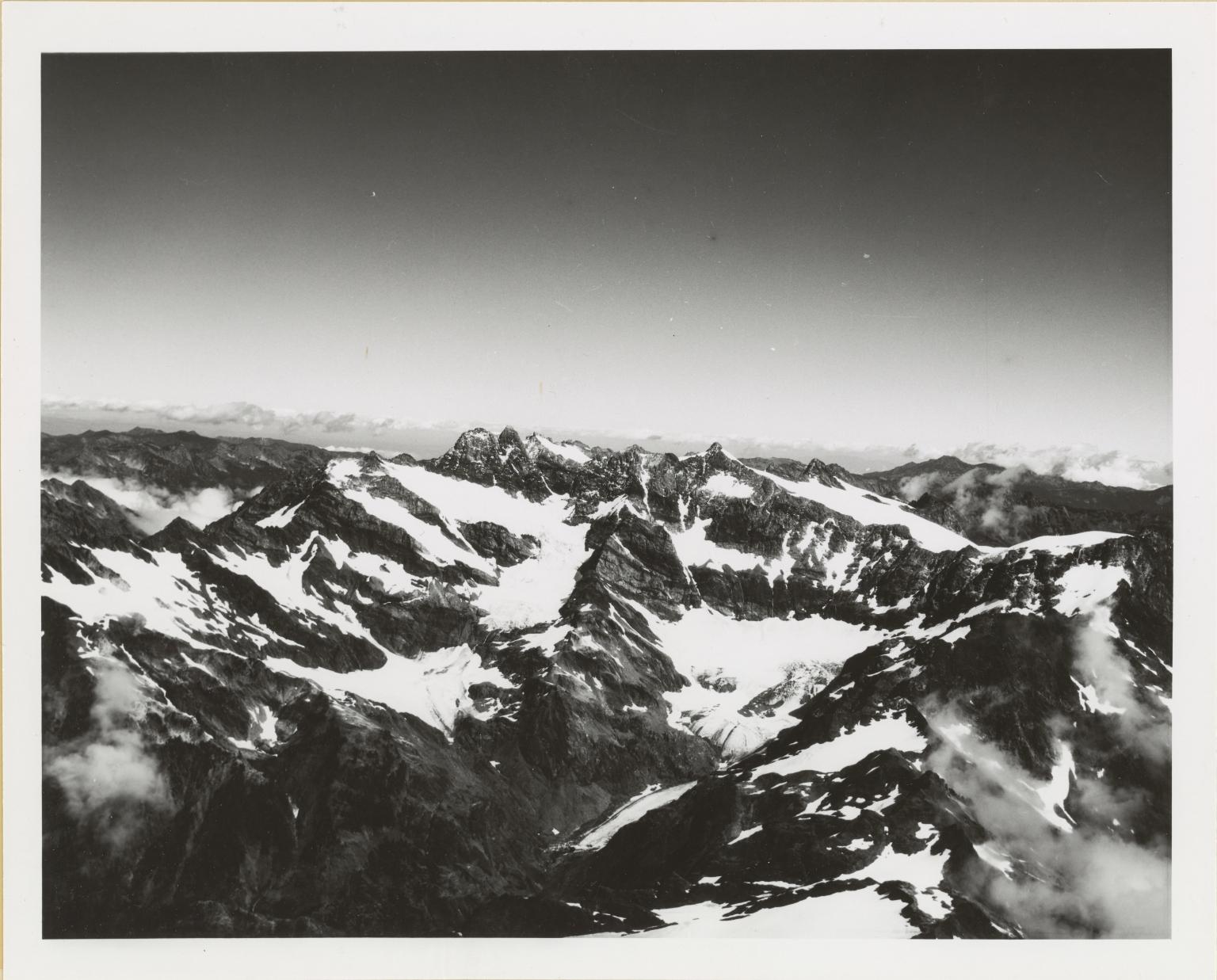 Hubert Glacier, Washington