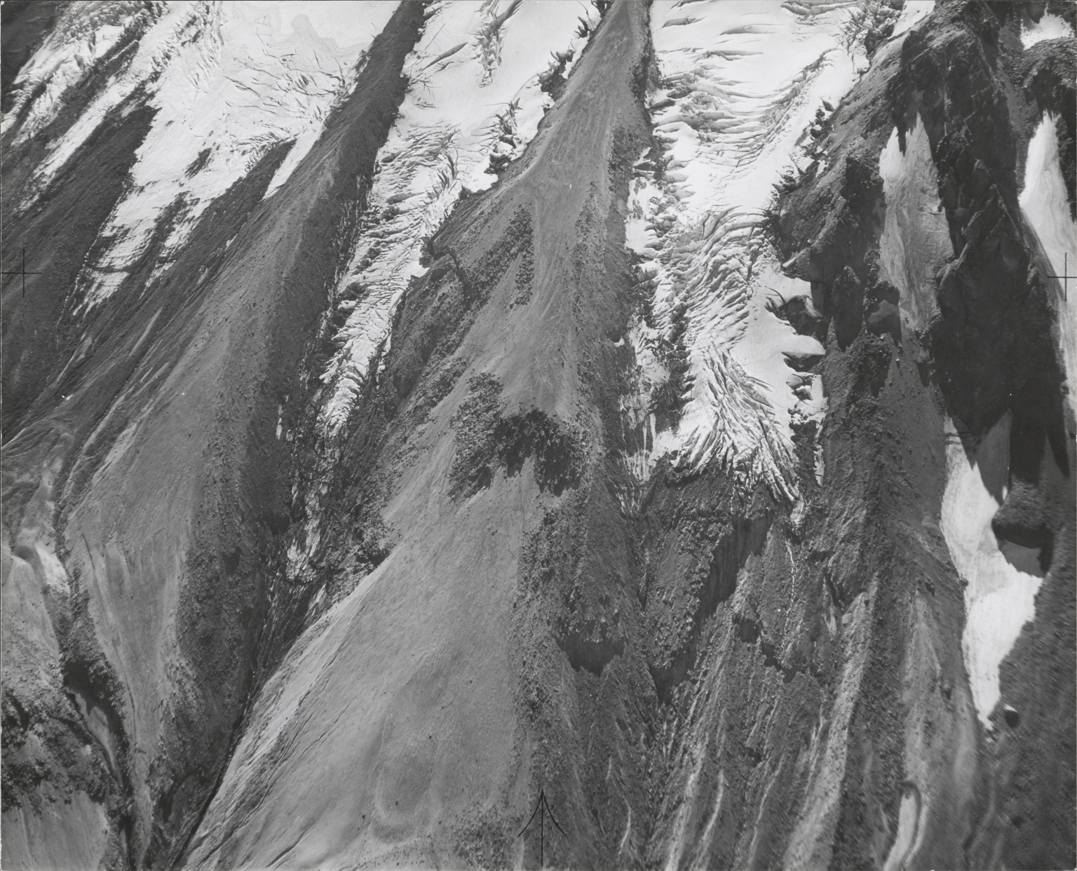 Wishbone Glacier, Washington