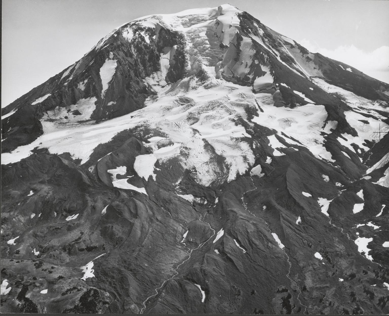 Adams Glacier, Washington