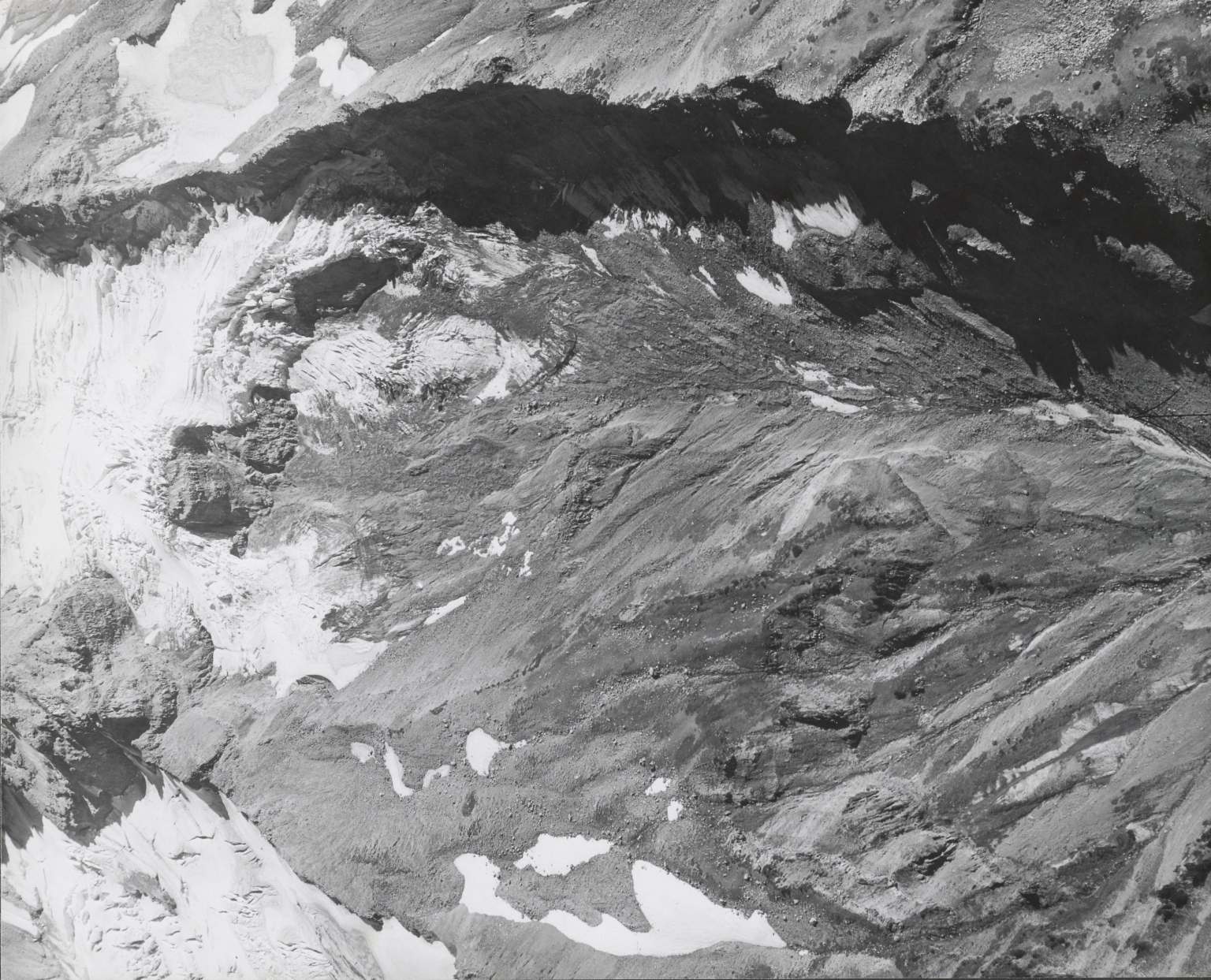 Reid Glacier, Oregon