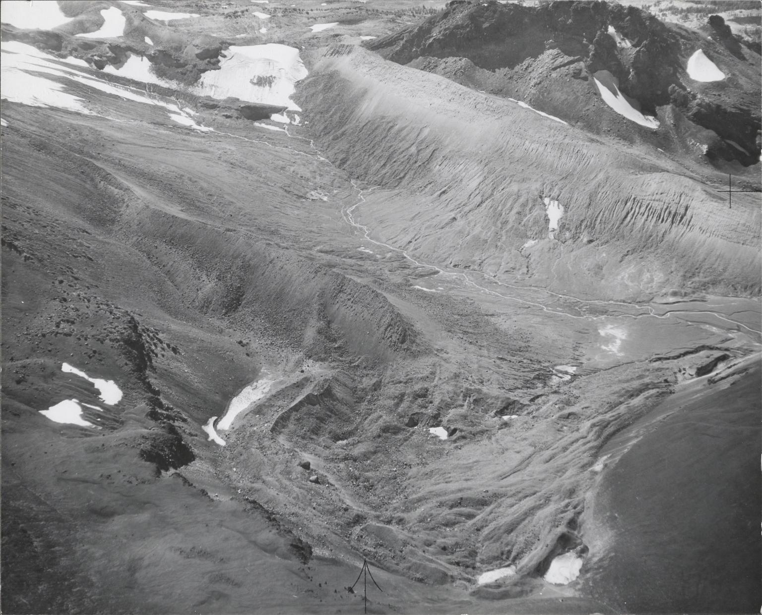 Collier Glacier, Oregon
