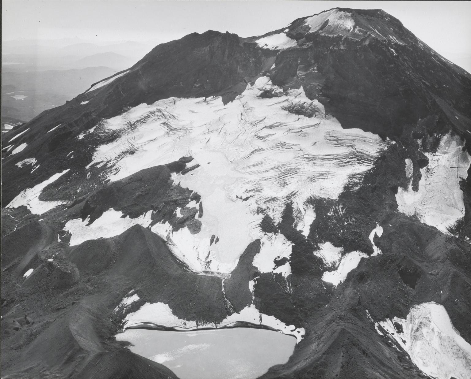 Prouty Glacier, Oregon
