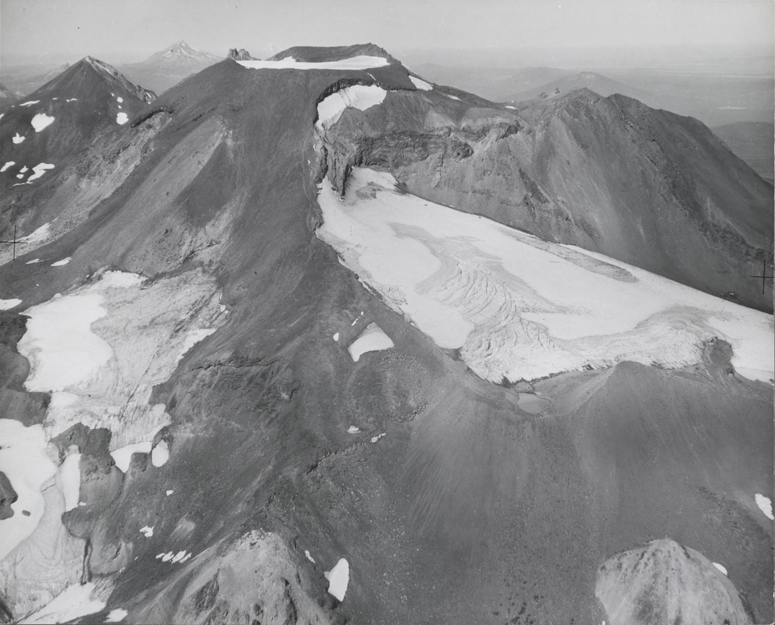 Lewis Glacier and Clark Glacier, Oregon