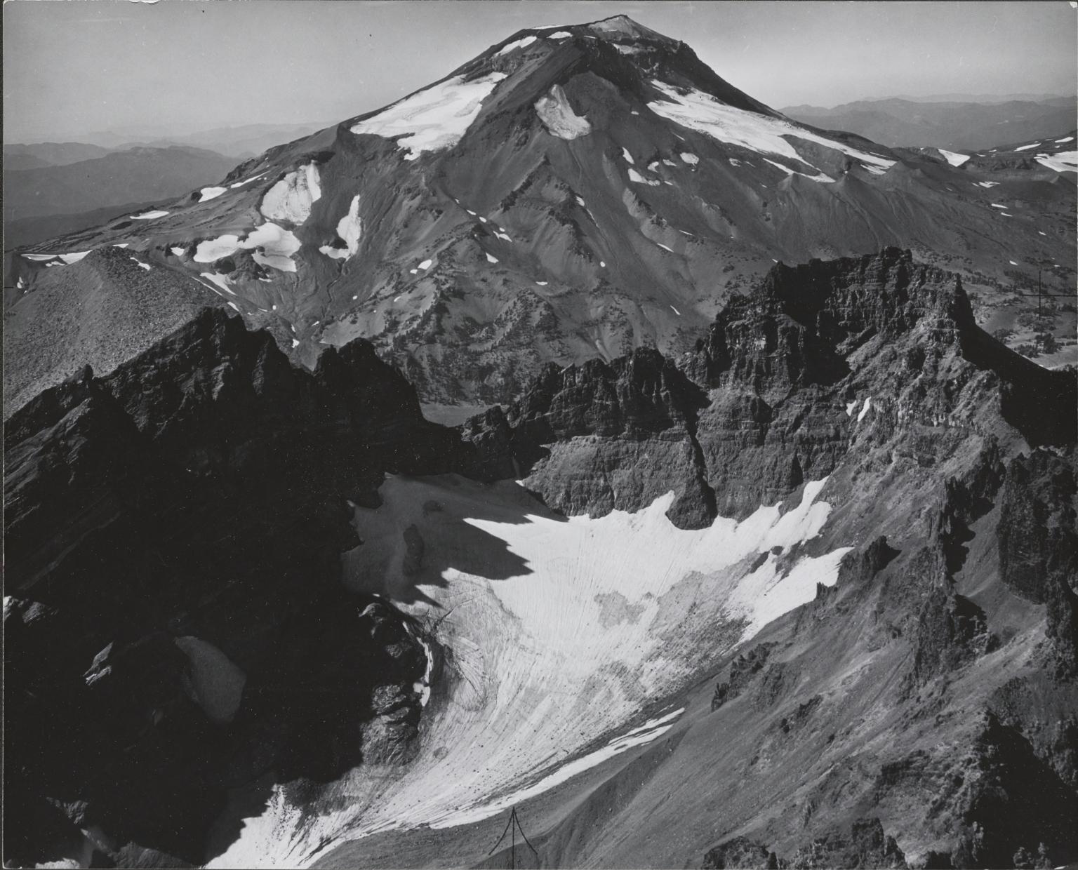 Crook Glacier, Oregon