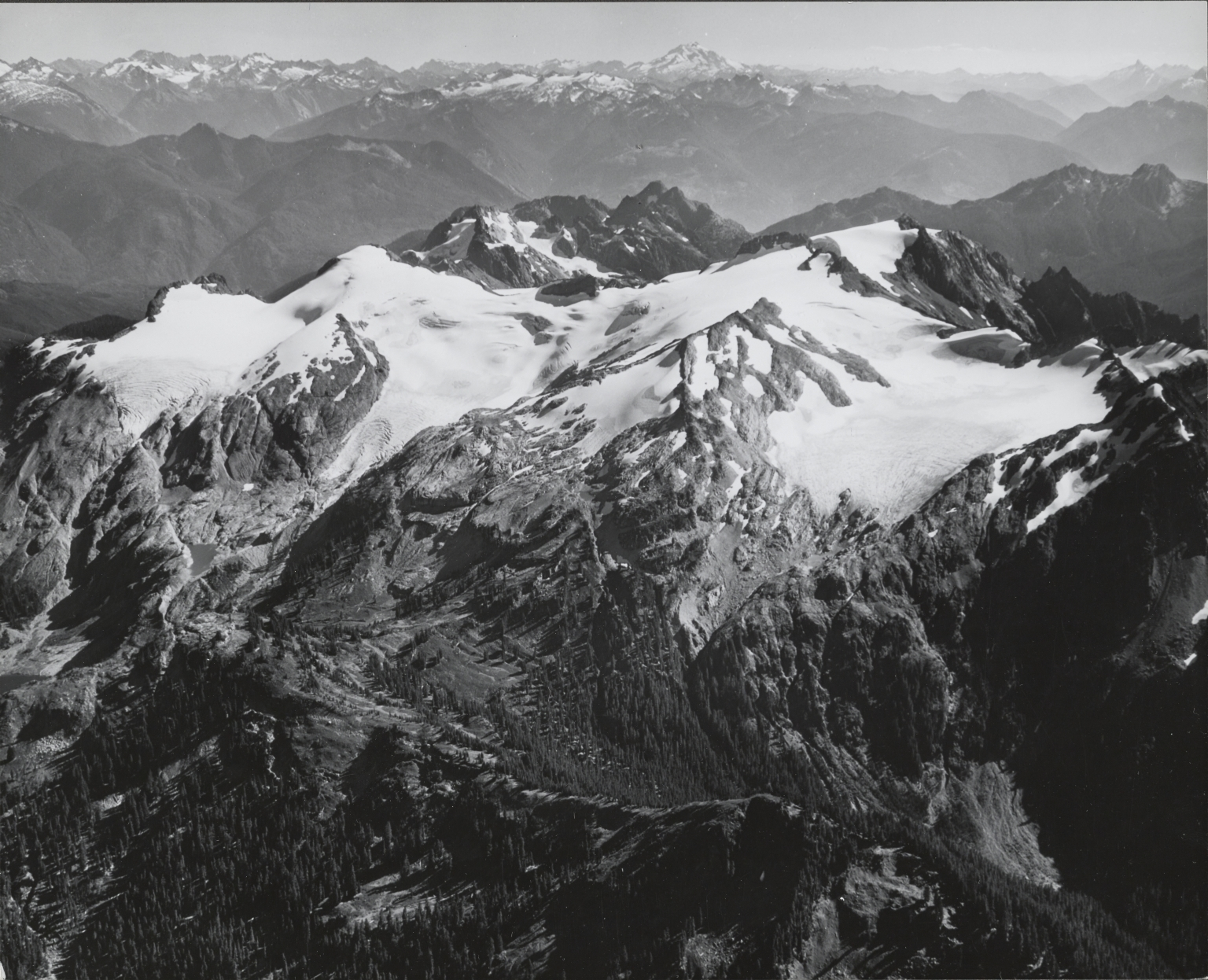 Bacon Peak, Washington.