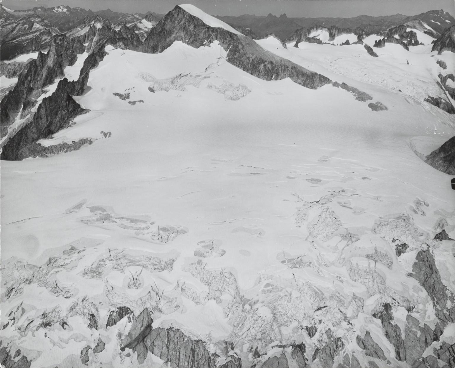 Eldorado Glacier, Washington