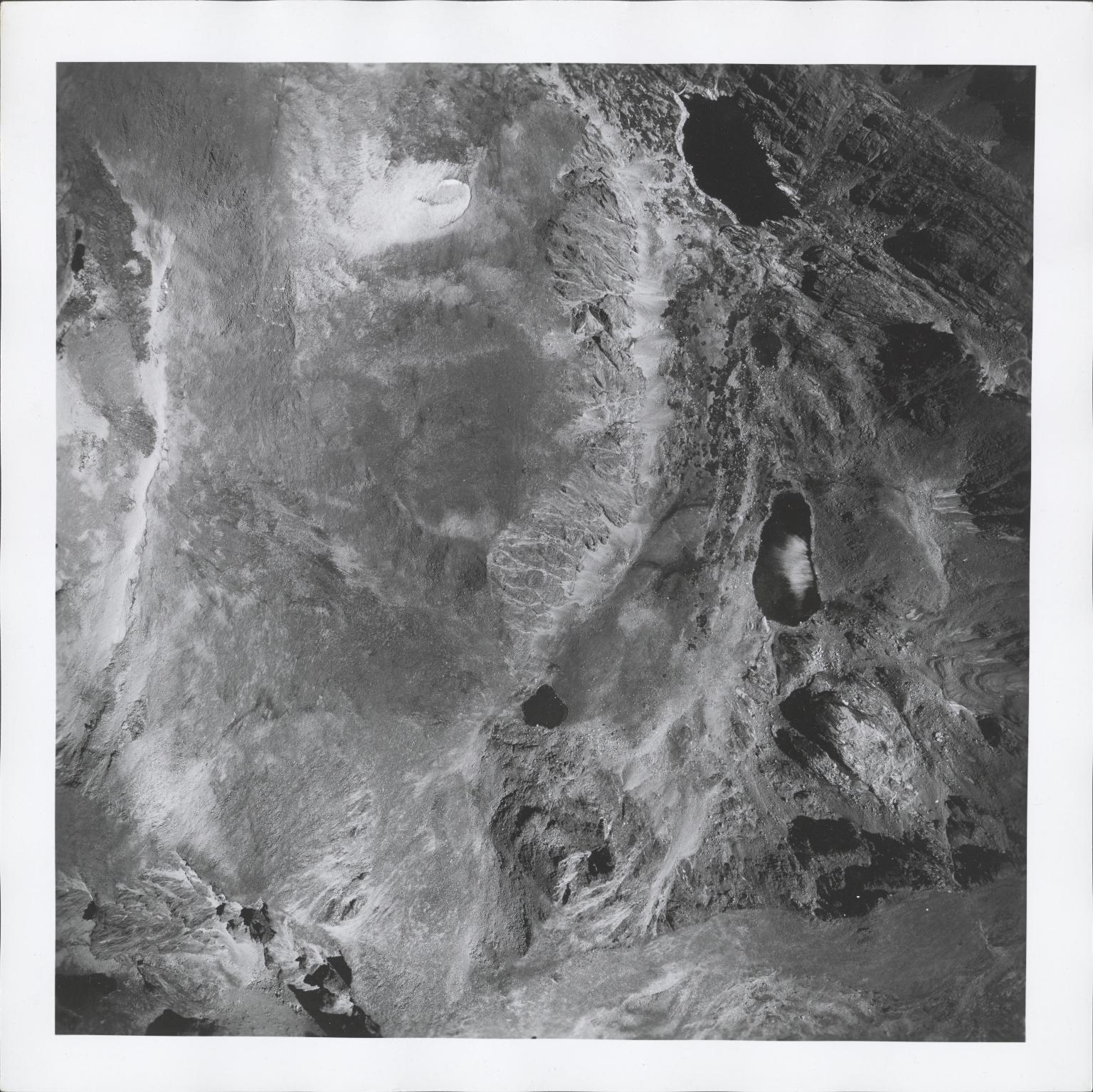 Moomaw Glacier, aerial photograph FAM 3120 14, Colorado