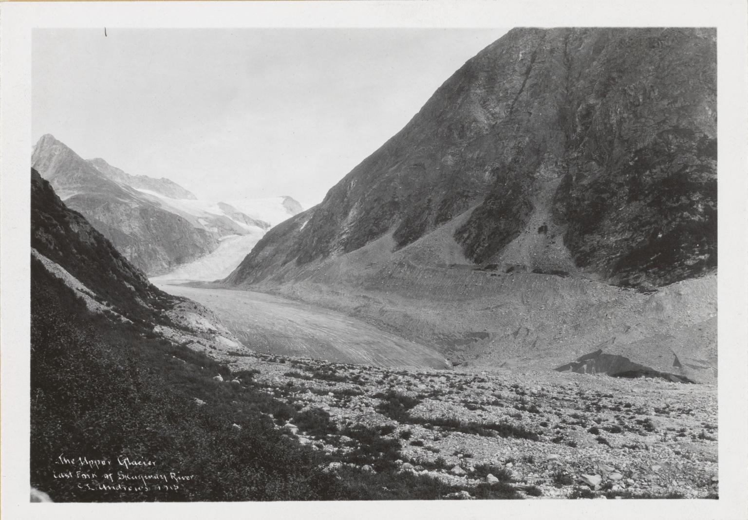 South Glacier, Alaska
