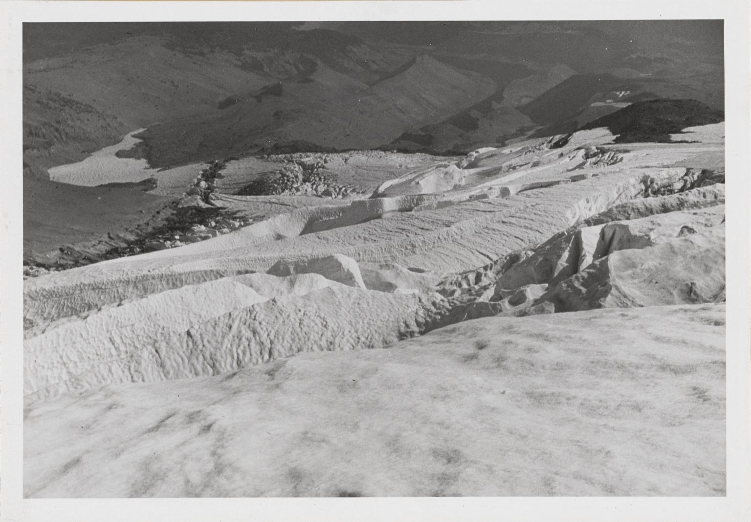 White River Glacier, Oregon