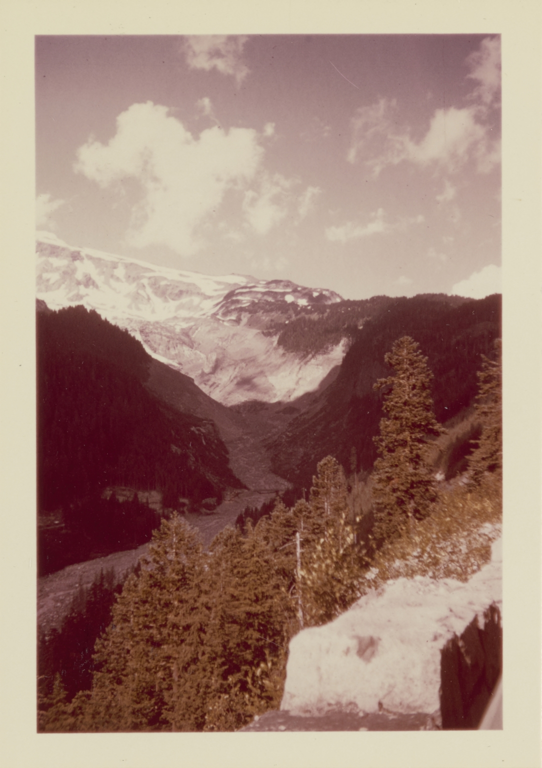 Nisqually Glacier, Washington