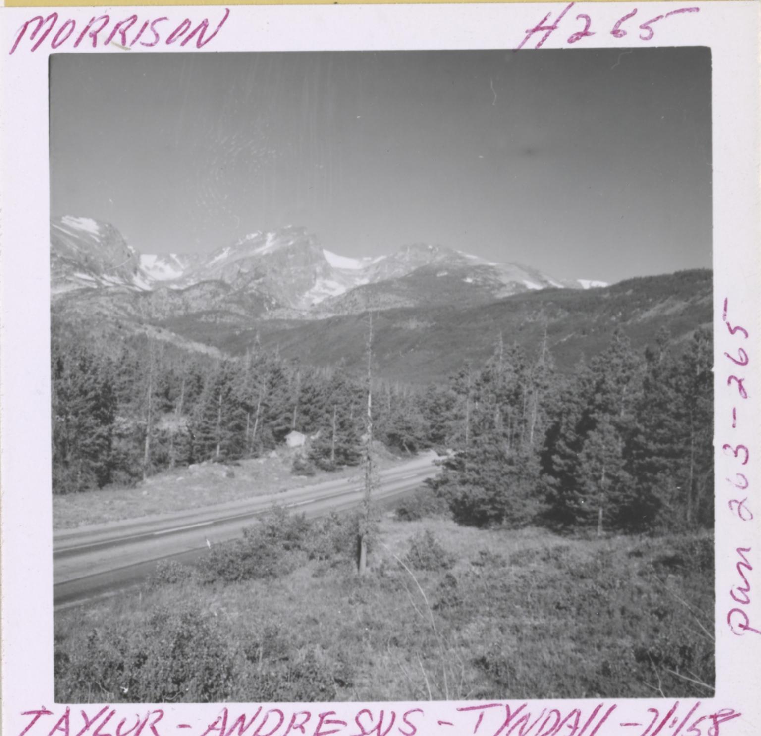Taylor Glacier, Colorado