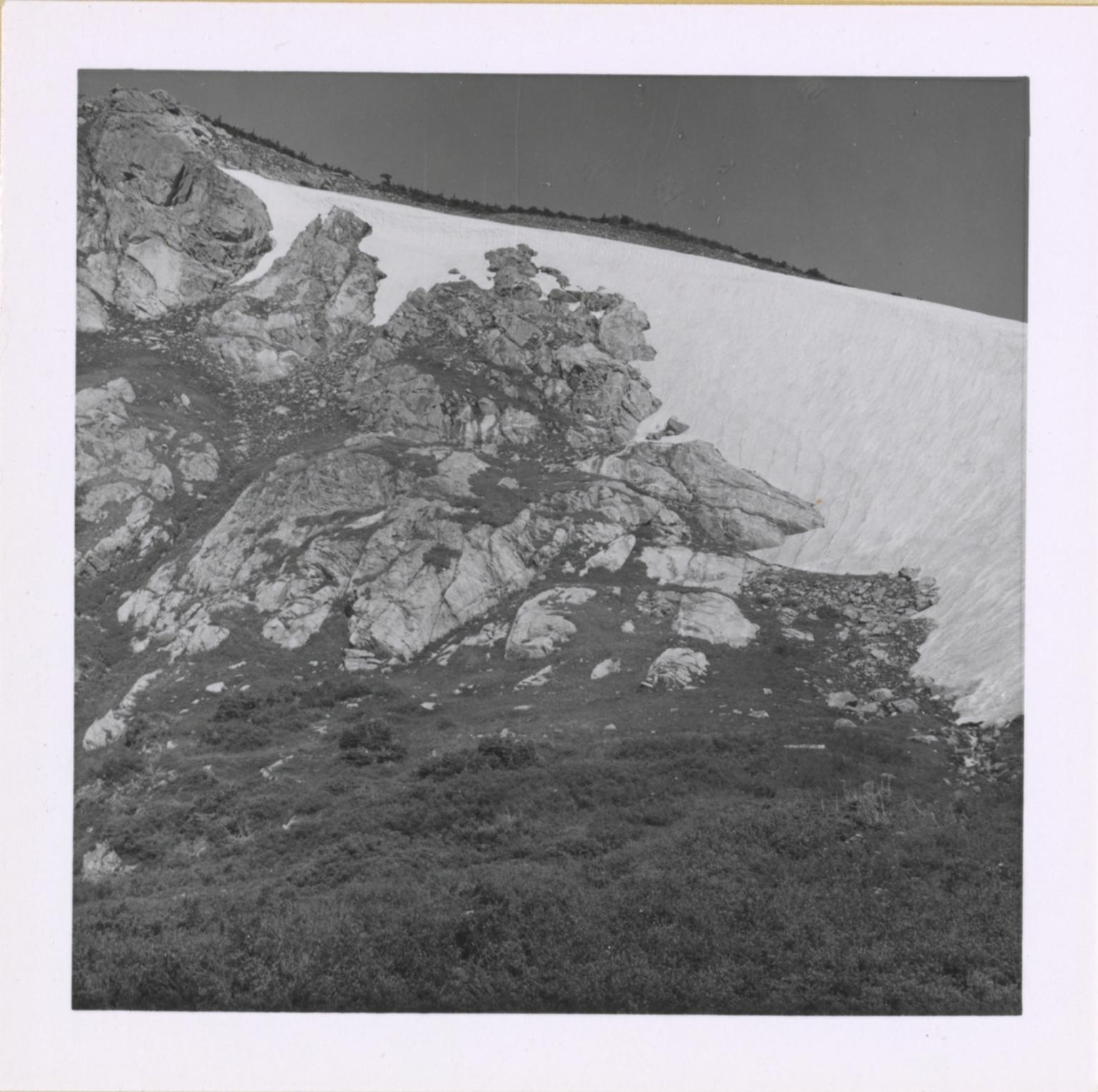 Saint Marys Glacier, Colorado