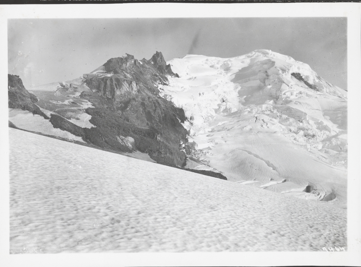 Roosevelt Glacier, Washington