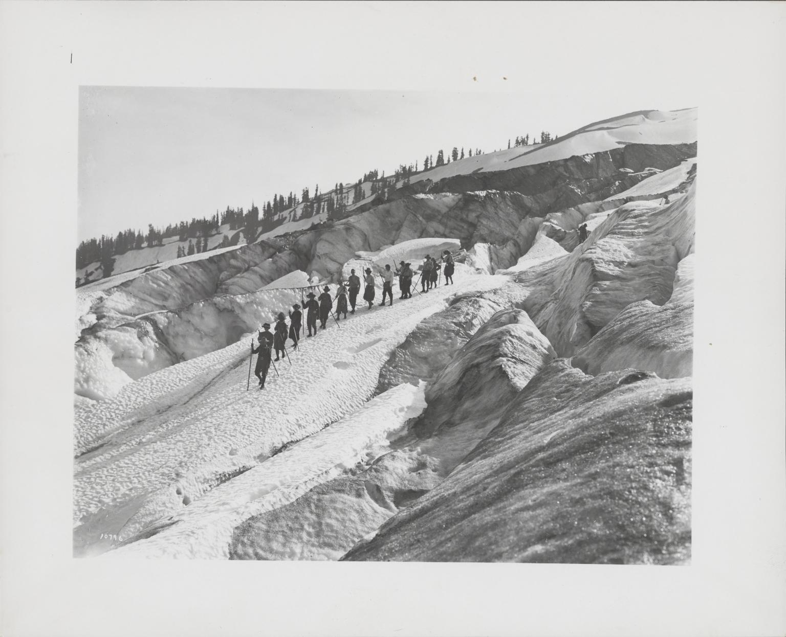 Boulder Glacier, Washington