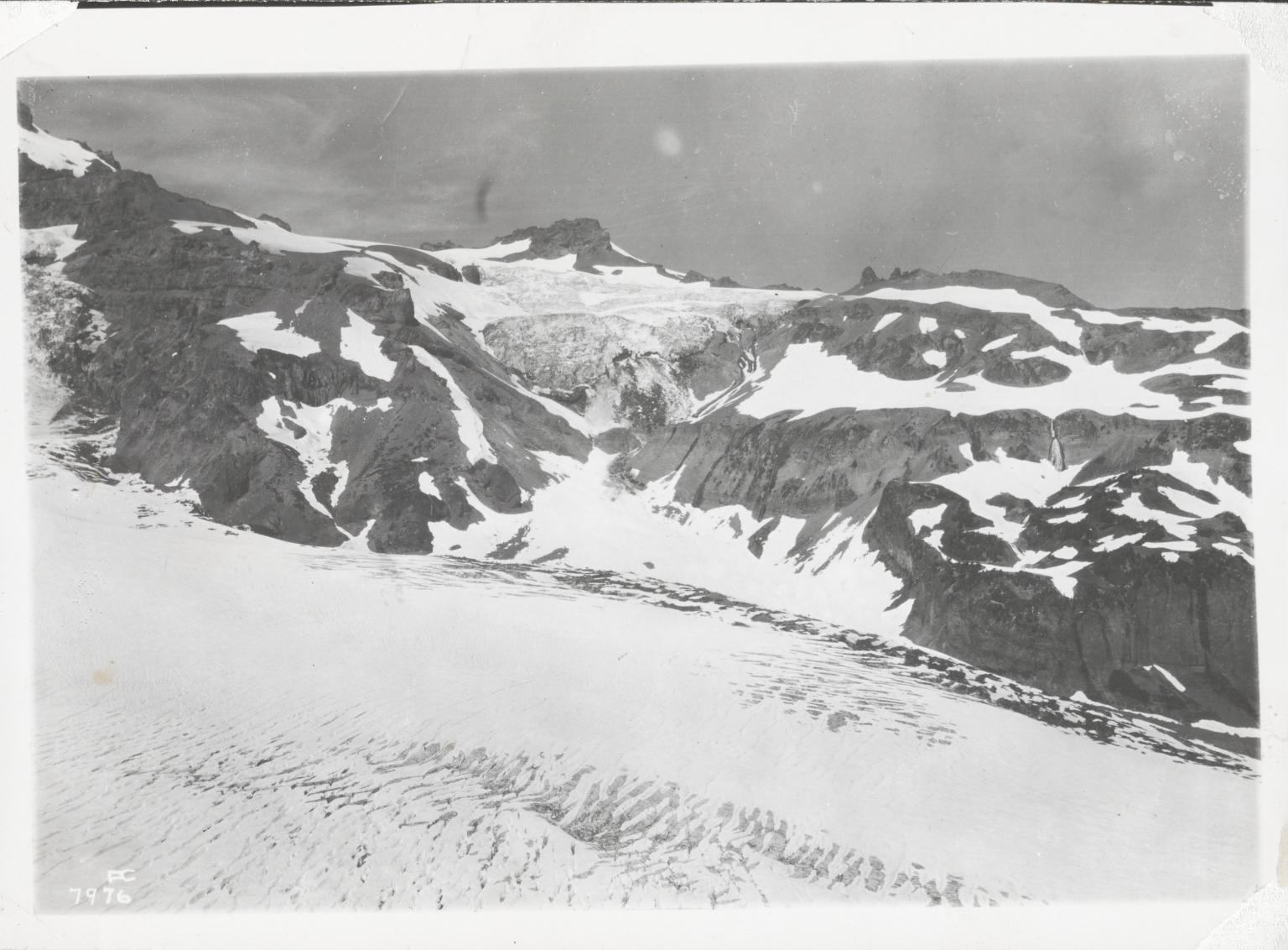 Whitman Glacier, Washington