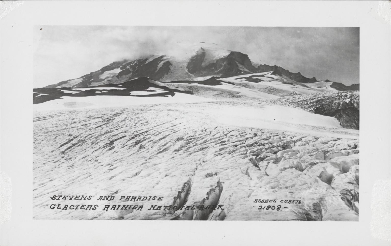 Stevens Glacier, Washington