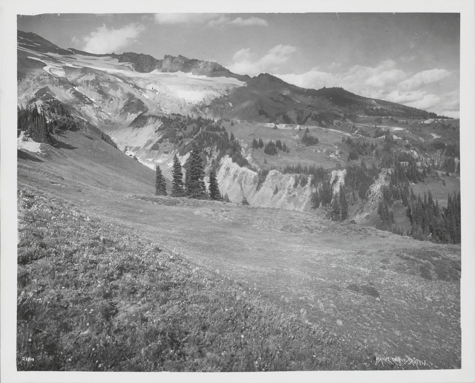 Van Trump Glacier, Washington