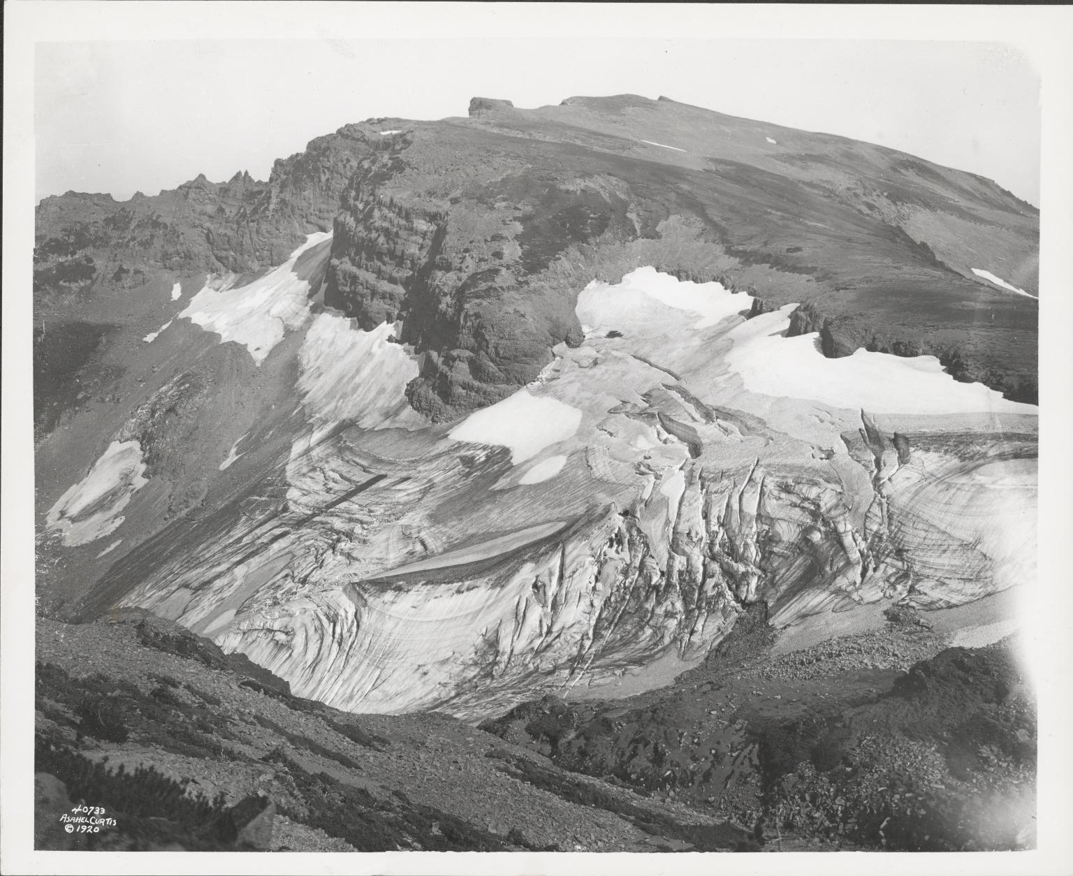 Sarvant Glacier, Washington