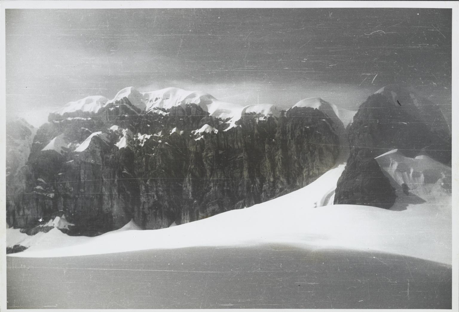 Middenkam between Carstensz and Meren Glaciers, Indonesia