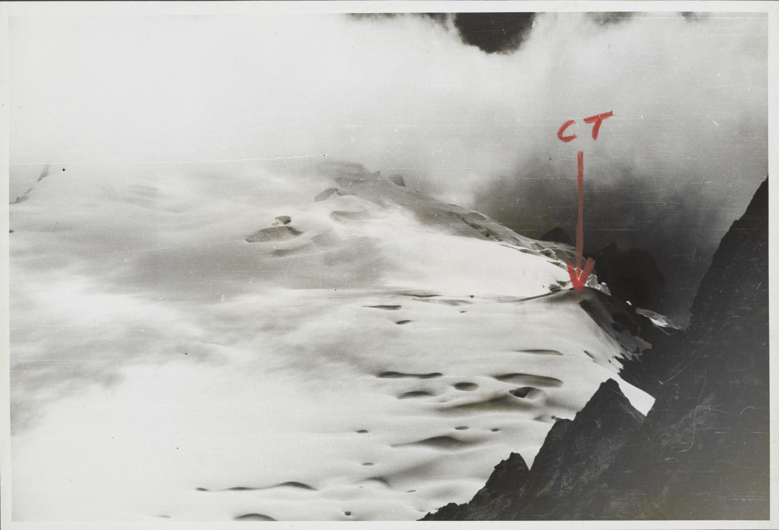 Wollaston Glacier, Indonesia