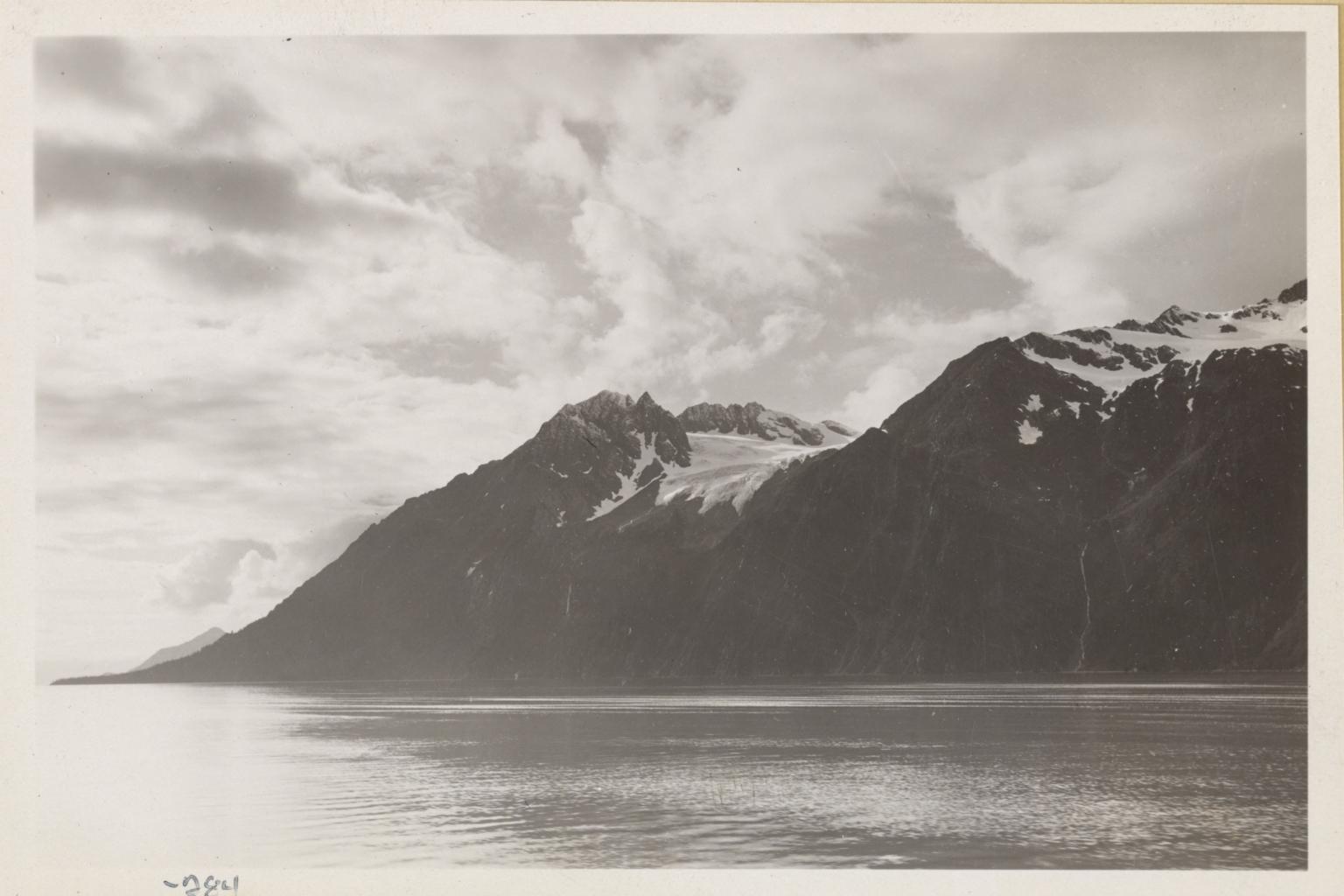 Anderson Glacier, Alaska