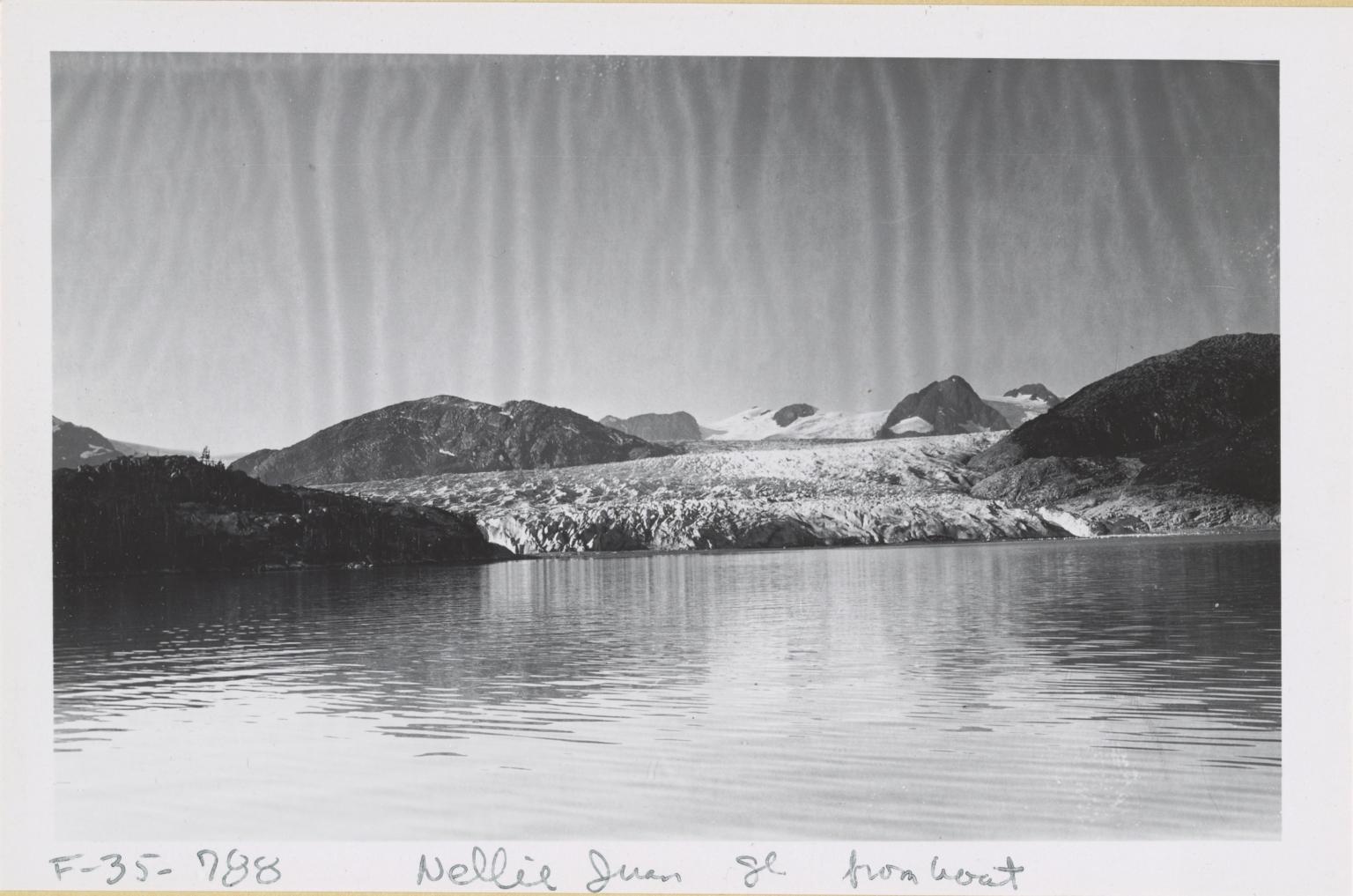 Nellie Juan Glacier, Alaska