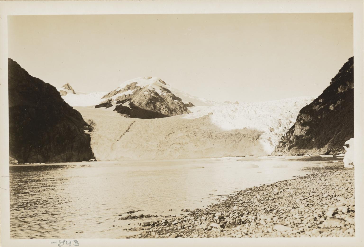 Tiger Glacier, Alaska