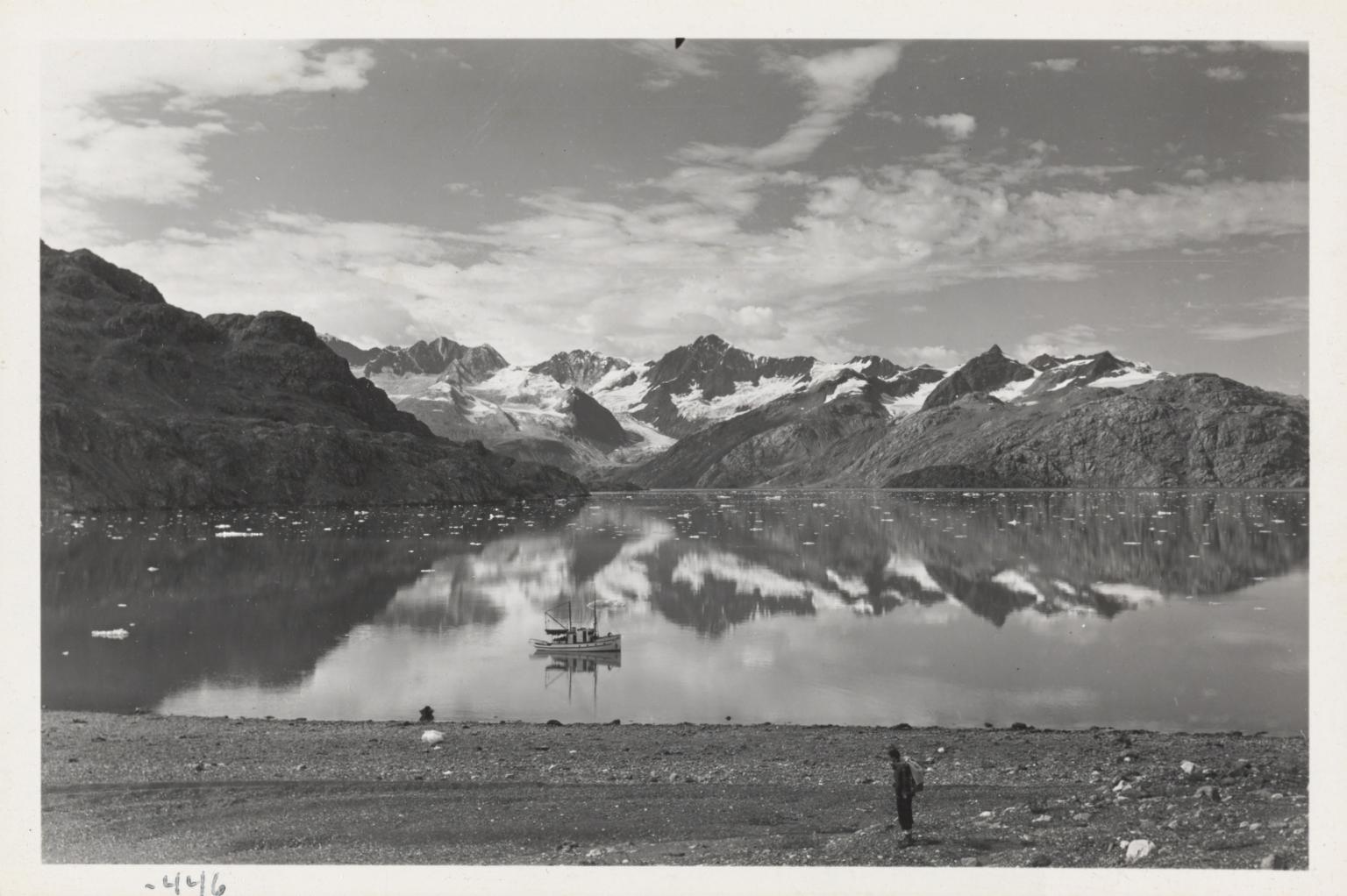 Reid Glacier, Alaska