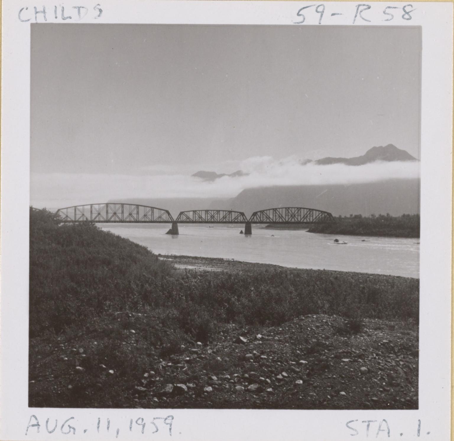 Childs Glacier, Alaska