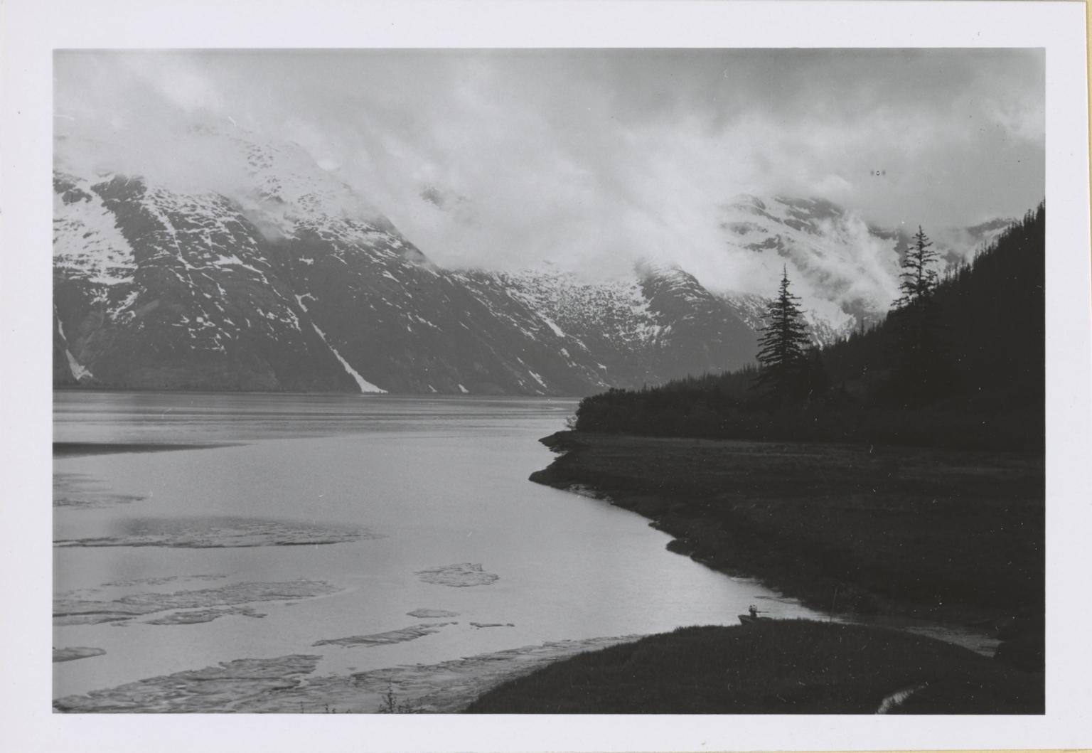 Hole-in-the-Wall Glacier, Alaska